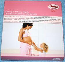 Soutien-gorge d'allaitement Anita rose pâle à armature 105 D neuf