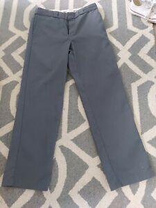 DICKIES 874 STRAIGHT LEG ORIGINAL FIT SKATE PANT CHINO TROUSERS 32x32
