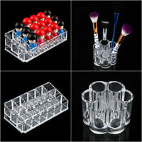 Acrylic Makeup Boxes Cosmetic Organizer Drawer Holder Clear Storage Case Jewelry