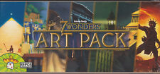 7 Wonders Art Pack with alternate art Palace cards (x2)