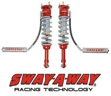 Sway-A-Way 3.0 Front Remote Reservoir Coilover Kit fits 17-18 Ford F150 Raptor