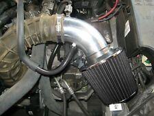 BCP BLACK 11-13 Chrysler 200 2.4L L4 Short Ram Racing Intake Kit+ Filter