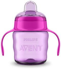 Philips Avent Easy Sip Spout Cup with Handle For Easy Drinking 200 ml
