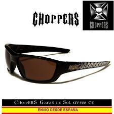 9ba6dcbdda CHOPPERS Gafas de Sol CE UVAB moto motorista Biker Sunglasses Lunettes  Occhiali