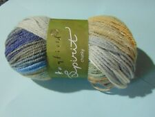 Hayfield Spirit Chunky Knitting Yarn Harmony Shade 0401