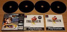 Final Fantasy VIII Verleihversion PS1 PSX Playstation 1 Spiel Game PS2 PS3 PSone