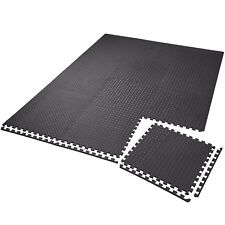 Lot de tapis de protection éléments à emboîter fitness gymnastique antitaches