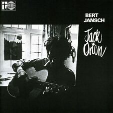 BERT JANSCH - JACK ORION: CD ALBUM (Remastered) (18/9/2015)