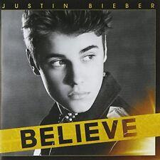 Justin Bieber / Believe  *NEW* CD