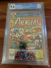 Avengers Annual 10 CGC 9.6 NM+ 1st Appearance Rogue White Pages X-Men
