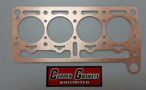 FIAT SPIDER 850 COPPER HEAD GASKET 1.06MM THICK X 65.78MM BORES 1973