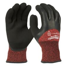 Milwaukee 48-22-8921 Cut Level 3 Insulated Winter Work Gloves MEDIUM - IN STOCK