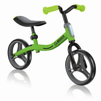Globber GO BIKE Adjustable Balance Training Bike for Toddlers, Green & Black