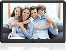 Digital Photo Frame 10 Inch 1920x1080 High Resolution 16:9 Full IPS Display NEW