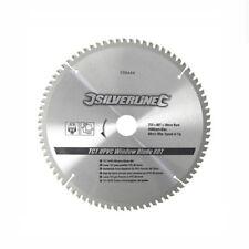 HM Sägeblatt Kreissägeblatt für Aluminium 250 mm 80 Z für FERM TSM 1033 KITY 619