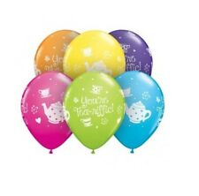 Party Supplies Mothers Teachers Birthday You're Tea-rrific Balloons Pack of 10