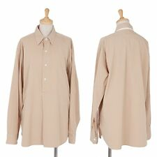MARGARET HOWELL Long Sleeves Pullover Shirt Size About  M(K-38565)