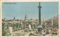 London, Trafalgar square 1955