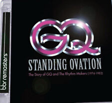 GQ : Standing Ovation: The Story of GQ and the Rhythm Makers (1974-1982) CD