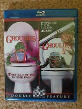 Ghoulies/ Ghoulies II (Blu-ray Disc, 2015) Shout Factory OOP