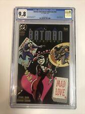Batman Adventures: Mad Love (1994) # nn (CGC 9.8 WP)   Origin Harley Quinn