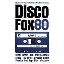 Out Sale - The Original Maxi-Singles Collection: Disco Fox 80 Volume 3 2014 CD