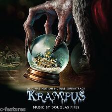 KRAMPUS Douglas Pipes CD LA-LA LAND Soundtrack SCORE M. Dougherty CHRISTMAS New!