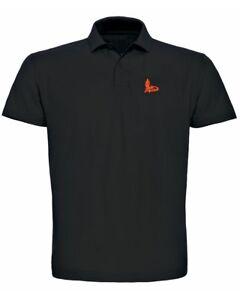 New Polo Shirt Short Sleeve Designer Style Motorsport F1 Cars Pony Horse