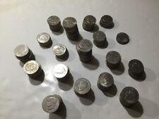 Eisenhower Dollar Coin Lot-huge Dollar  20 Coins Per Lot !!!