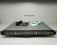 Cisco SF500-48P-K9 - 48 Port PoE+ Managed Switch - SAME DAY SHIPPING