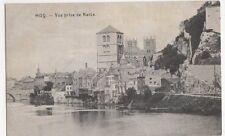 Belgium, Huy, Vue prise de Batta Postcard, B240
