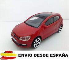 1/43 VW POLO COCHE DE METAL A ESCALA COLECCION DIE CAST ENVIO CERTIFICADO