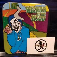 Violent J - Wizard of the Hood CD (empty papers) Tin insane clown posse twiztid