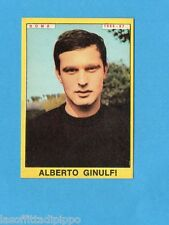 PANINI CALCIATORI 1966/67 - Figurina- GINULFI - ROMA -NEW