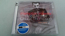 "HAMPTON HAWES RED MITCHELL CHUCK THOMPSON ""THE TRIO COMPLETE SESSION"" 2CD 35 TRA"