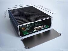 2pcs Black Electronic instrument metal box 150*120*45mm Aluminum Box New