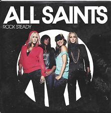 All Saints ‎–  Rock Steady   cd single in cardboard