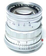 Leica M Summicron 1:2 5cm / 50mm rigid Objektiv  ff-shop24