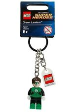 Lego DC Super Heroes THE GREEN LANTERN Minifigure Key Chain Keychain xmas gift