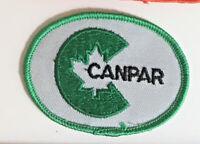 Canpar courier driver patch 2-1/8 X 3 #4144