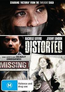Distorted DVD_Thriller & Mystery_Jeremy London