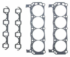 Ford Marine 351W Engine Rering Kit REVERSE rings gaskets bearings rod main 2 pc
