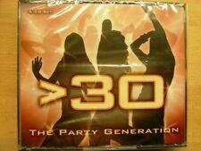 6 CD Box Set, > ü über 30, The Party Generation, NEU & OVP, ehem. von TV Shop