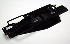 XTREME RACING TRAXXAS 2WD RUSTLER BLACK G-10 CHASSIS KIT 10628B RTR BASHER LIPO