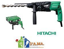Trapano martello tassellatore professionale HITACHI 730w DH24PG in valigetta
