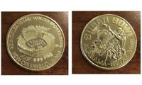1973 Sugar Bowl Token Coin Notre Dame vs Alabama National Championship
