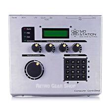 Elektron Sidstation C64 MOS 6581 8-Bit Chiptune Synthesizer synth Sid rare