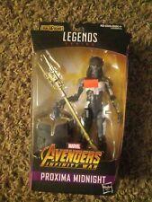 Marvel Legends Avengers Infinity War Proxima Midnight Action Figure - Box Damage