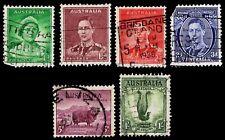 1937-46 Australia - Watermark 228 - Used - Fine & Better - Cv$20.75 (Esp#2422)