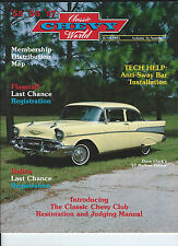 JUNE 1985 Classic Chevy World 1955 1956 1957 TECH ANTI-SWAY BAR INSTALLATION